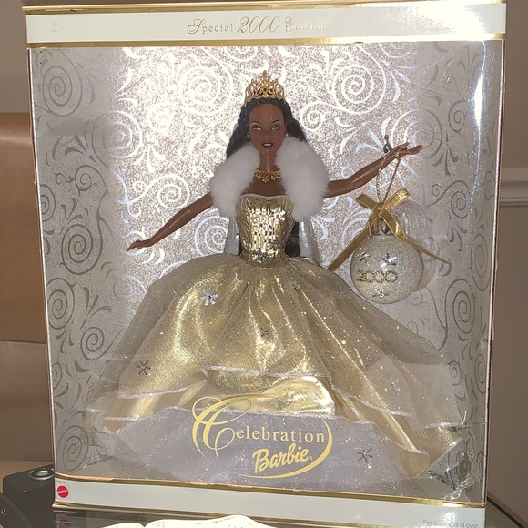Barbie Other - 2000 Celebration Barbie!